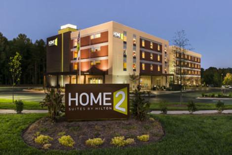 HotelHome2 Suites by Hilton Charlotte University Research Park