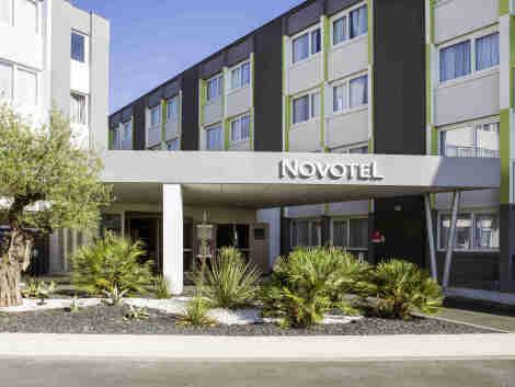 Hôtel Novotel Bordeaux Lac