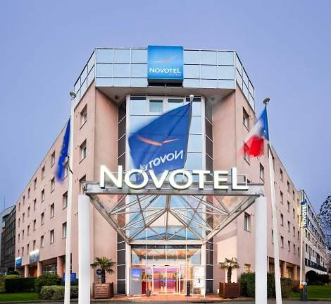 Hôtel Novotel Nantes Centre Bord De Loire