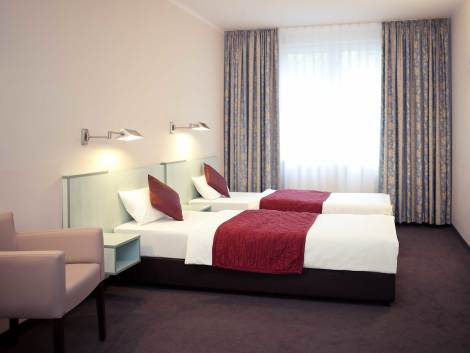 Hotel Mercure Hotel Frankfurt City Messe