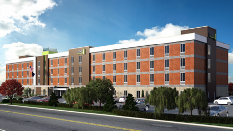 Hotel Home2 Suites by Hilton Anchorage/Midtown