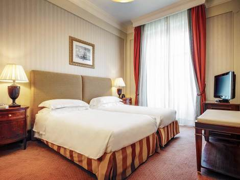 Hotel Mercure Palermo Excelsior City