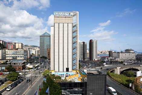 HotelNovotel Genova City