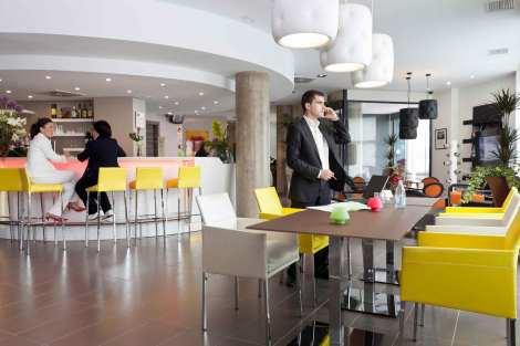 Hotel Novotel Suites Malaga Centro