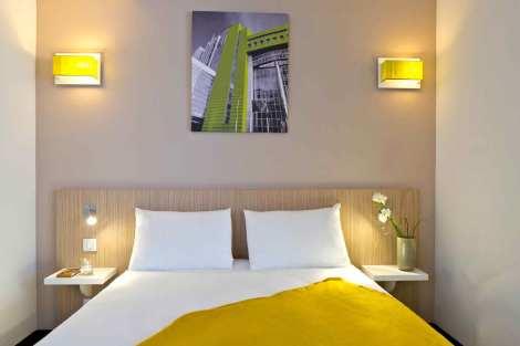 Hôtel Aparthotel Adagio Access Brussels Europe