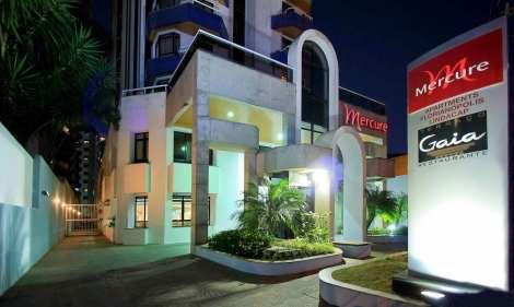 HotelMercure Florianopolis Centro Hotel