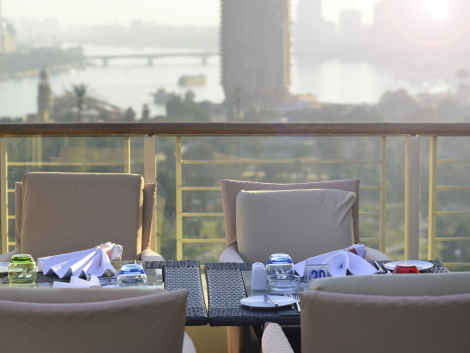 HotelNovotel Cairo El Borg