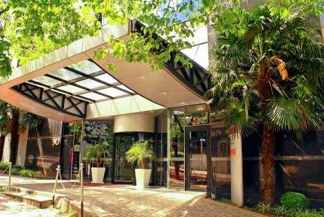 Hotel Mercure Porto Alegre Manhattan Hotel