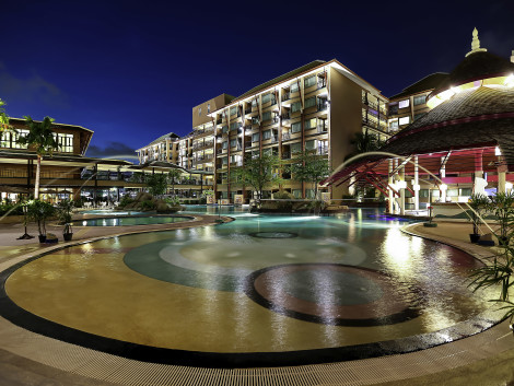HotelNovotel Phuket Vintage Park Resort