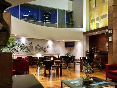 HotelMercure Santiago Centro (Anteriormente Caesar Business)