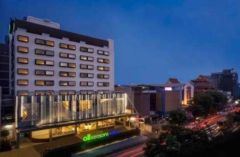 HotelAll Seasons Jakarta Gajah Mada