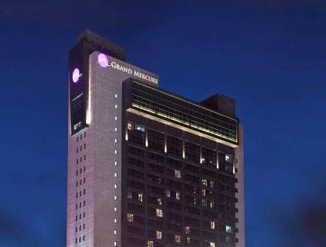 HotelPullman Shanghai Jing'an