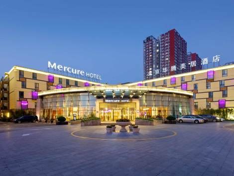 HotelMercure Beijing Downtown
