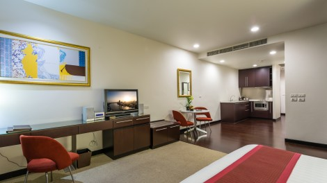 HotelChatrium Hotel Riverside Bangkok