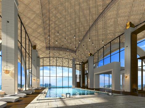 HotelDoubleTree Resort by Hilton Hotel Xishuangbanna