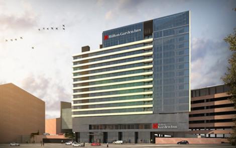 HotelHilton Garden Inn Montevideo