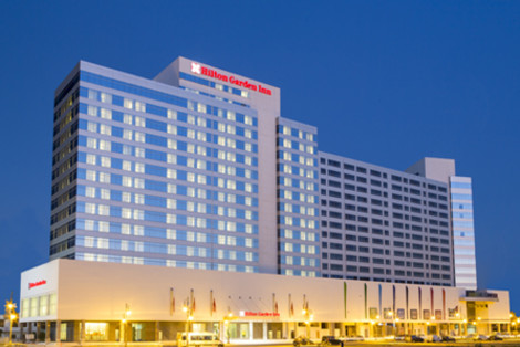 Hotel Hilton Garden Inn Tanger City Center