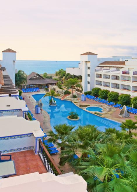 Andalucia princess hotel estepona for Hotel del sol