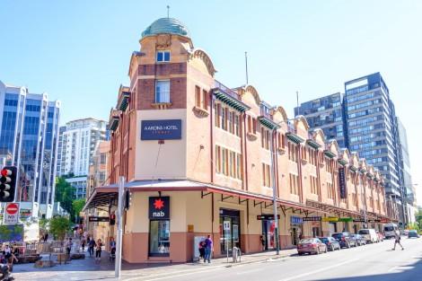 Aarons Hotel Sydney Hotel