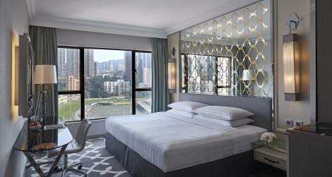 HotelDorsett Wanchai, Hong Kong (Formerly Cosmopolitan Hotel Hong Kong)