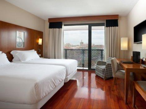 Hotel NH Malaga