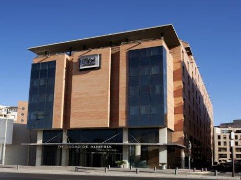 Hotel NH Ciudad De Almeria