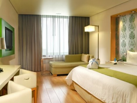 Hotel NH Collection Mexico City Airport T2