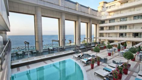 Hyatt Regency Nice Palais De La Mediterranee Hotel