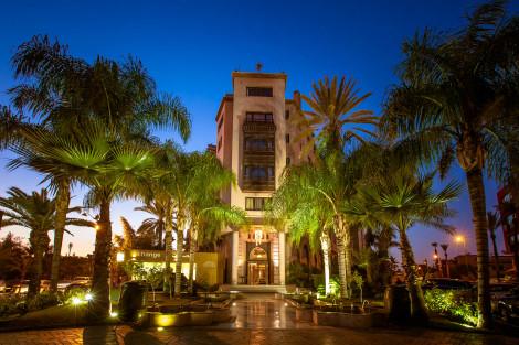 Hivernage Hotel & Spa Hotel