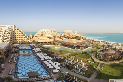 Hôtel Rixos Bab Al Bahr - All Inclusive Resort