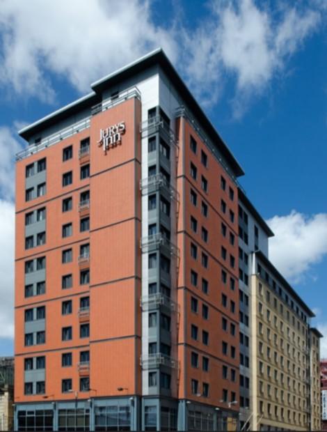 HotelJurys Inn Glasgow
