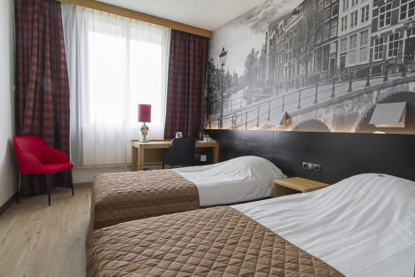 Hôtel Bastion Hotel Amsterdam Zuidwest