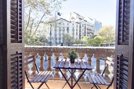 Apartamentos Aspasios Rambla Catalunya Suites Apartments
