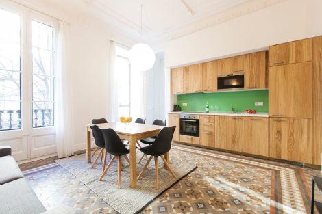 Apartamentos Aspasios Urquinaona Design Apartments