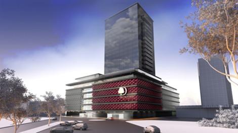 HotelDoubleTree by Hilton Hotel Minsk