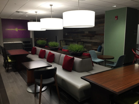 Hotel Home2 Suites by Hilton Indianapolis Downtown