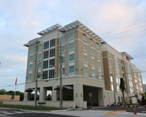 Hotel Hampton Inn & Suites Orlando/downtown South - Medical Center