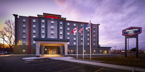 Hotel Hampton Inn by Hilton Sarnia/Point Edward
