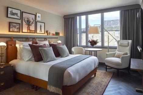 HotelThe Roxburghe Hotel