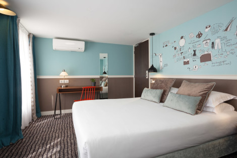 Hotel Des Trois Poussins Hotel