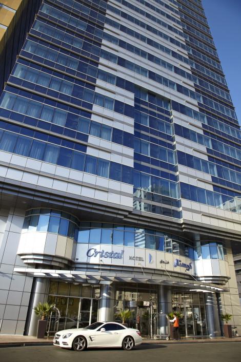 Cristal Hotel Abu Dhabi Hotel