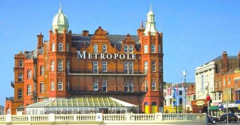 Grand Metropole Hotel Blackpool Hotel