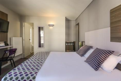 Hôtel Comfort Hotel Nation Père Lachaise