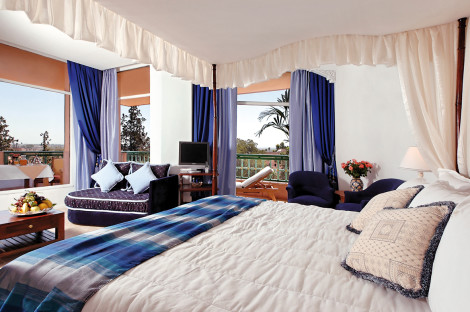 Hotel Es Saadi Marrakech Resort Hotel