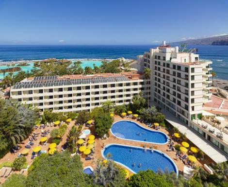 Hoteles en puerto de la cruz desde 29 reserva tu hotel - Hoteles en puerto de la cruz baratos ...
