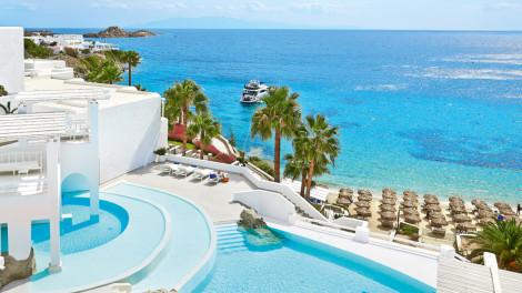 HotelMykonos Blu Grecotel Exclusive Resort