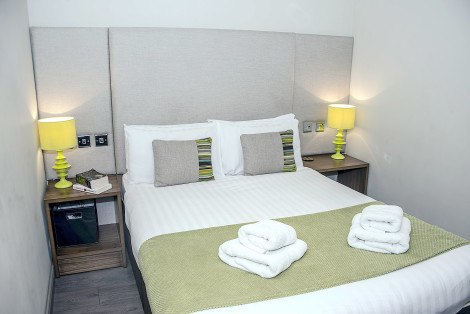 Hôtel Base Serviced Apartments - City Road