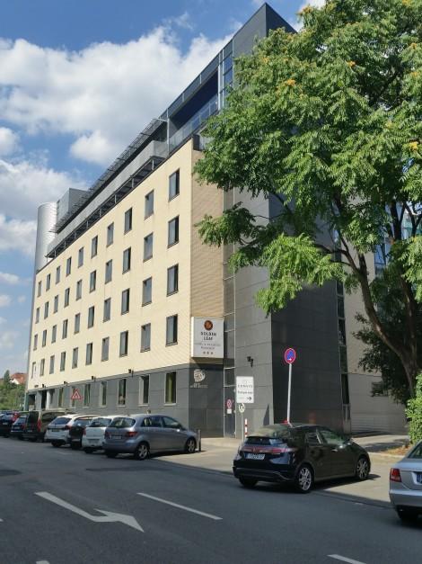 HotelHotel & Golden Leaf Hotel & Residence Frankfurt Golden Leaf Frankfurt