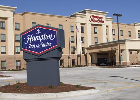 HotelHampton Inn & Suites by Hilton Grande Prairie