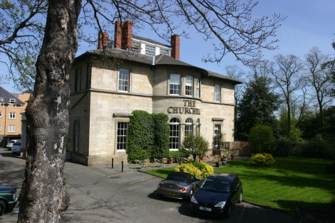The Churchill Hotel - York Hotel